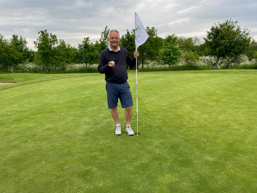 Hole in one 06-06-21